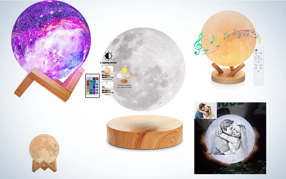 The best moon lamps of 2021