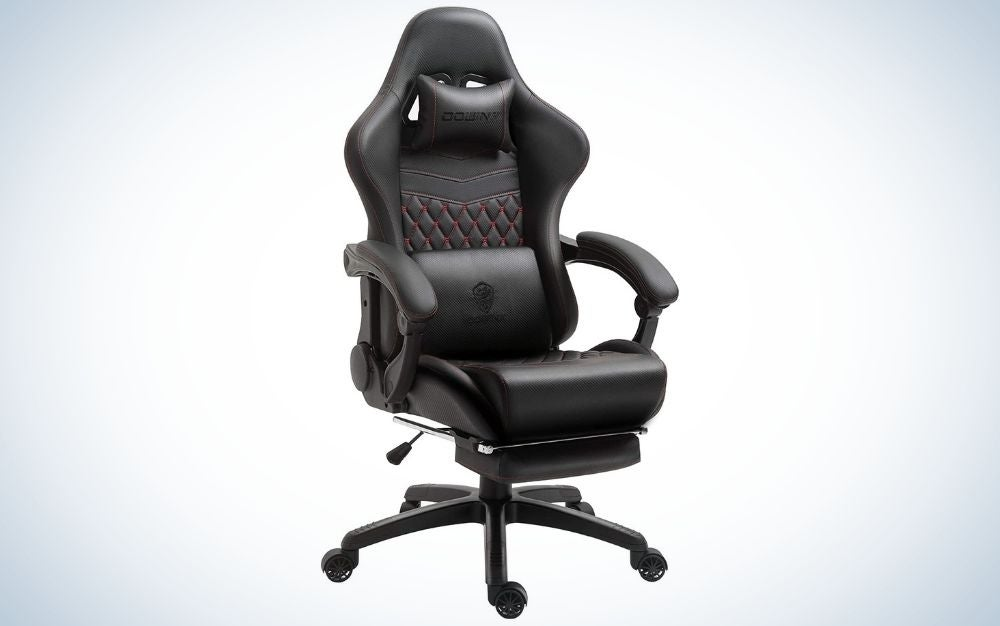 The Dowinx LS-6689 is the best gaming chair overall.