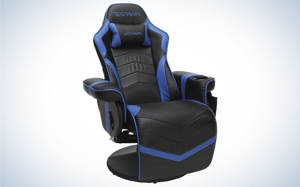 The Respawn RSP-900 Reclining Gaming Chair is the best for console gamers.