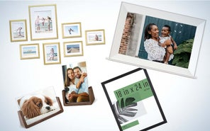 Best Picture Frames for Displaying Your Favorite Memories
