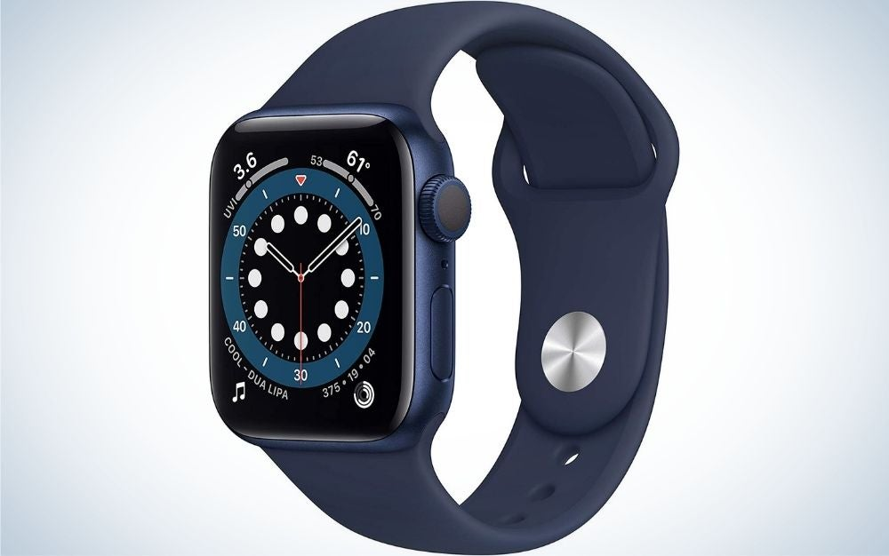 Apple Watch Series 6 is the best smartwatch overall.