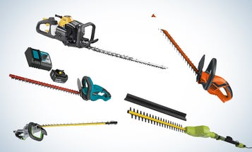 The Best Hedge Trimmers for Yard Maintenance