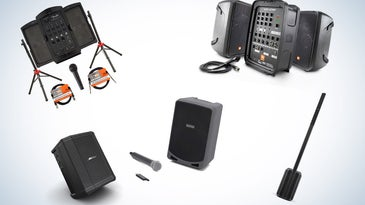 These are our picks for the best PA systems on Amazon.