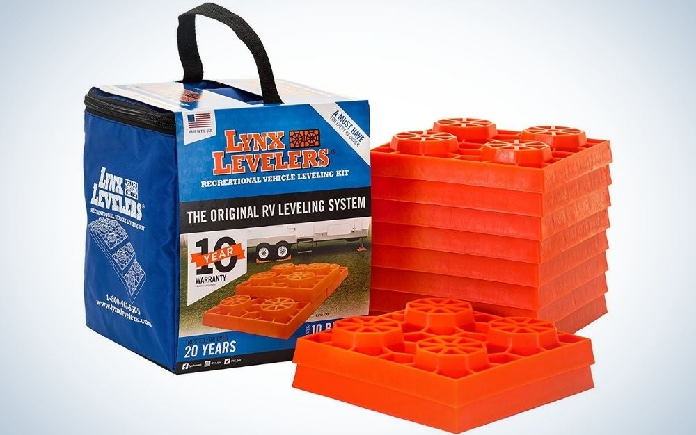 Tri-Lynx Leveling Blocks are the best leveling blocks for value.