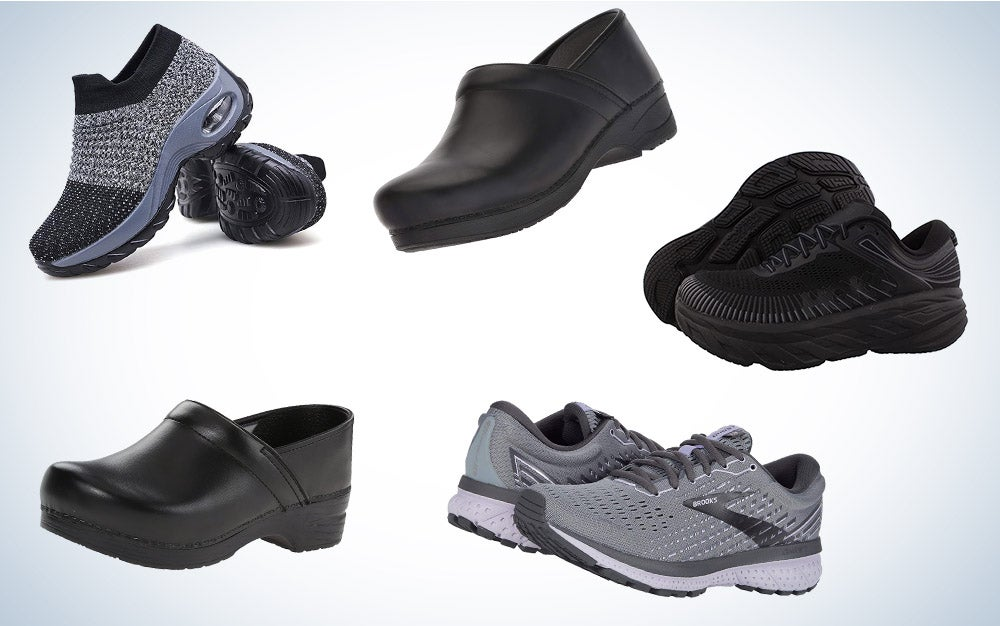 These are our picks for the best nursing shoes on Amazon.
