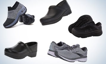 The Best Nursing Shoes to Cradle Your Feet