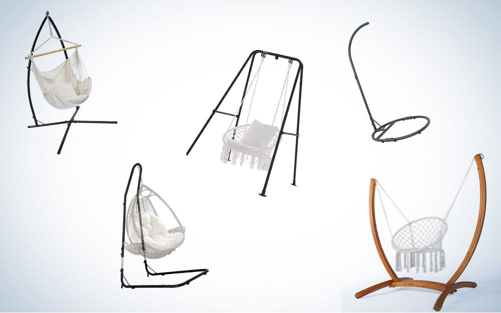 These are our picks for the best hammock chair stands on Amazon.