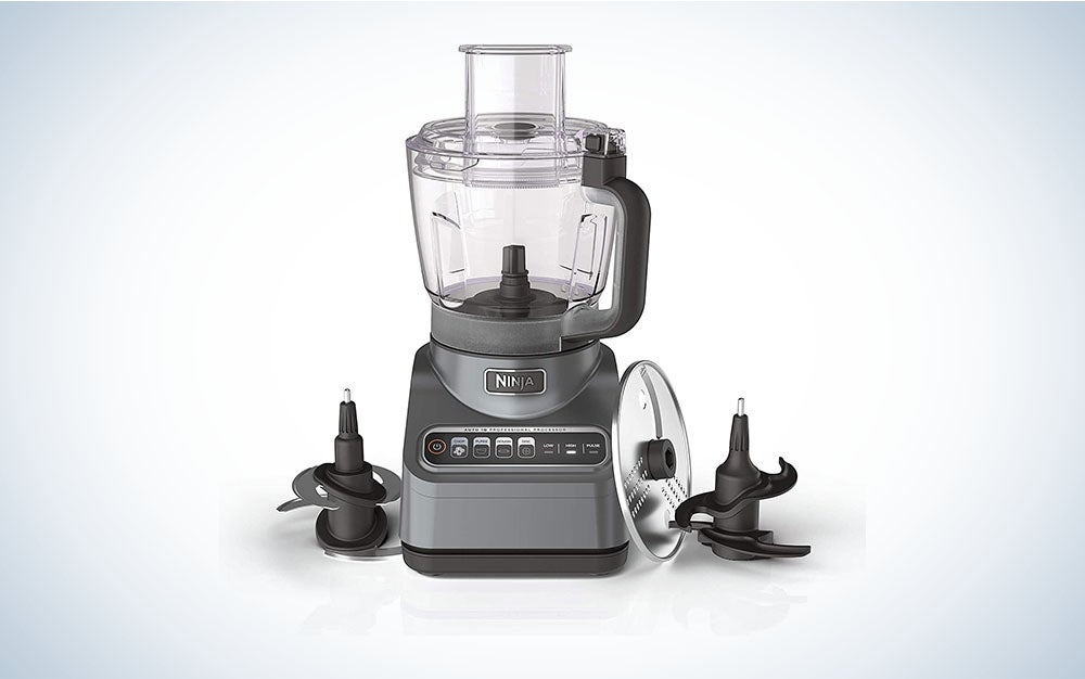 The Ninja Professional Plus Food Processor is the best overall.