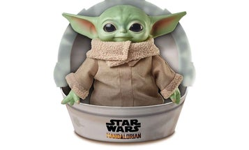 Baby Yoda Plush Toys For The Child in Your Life