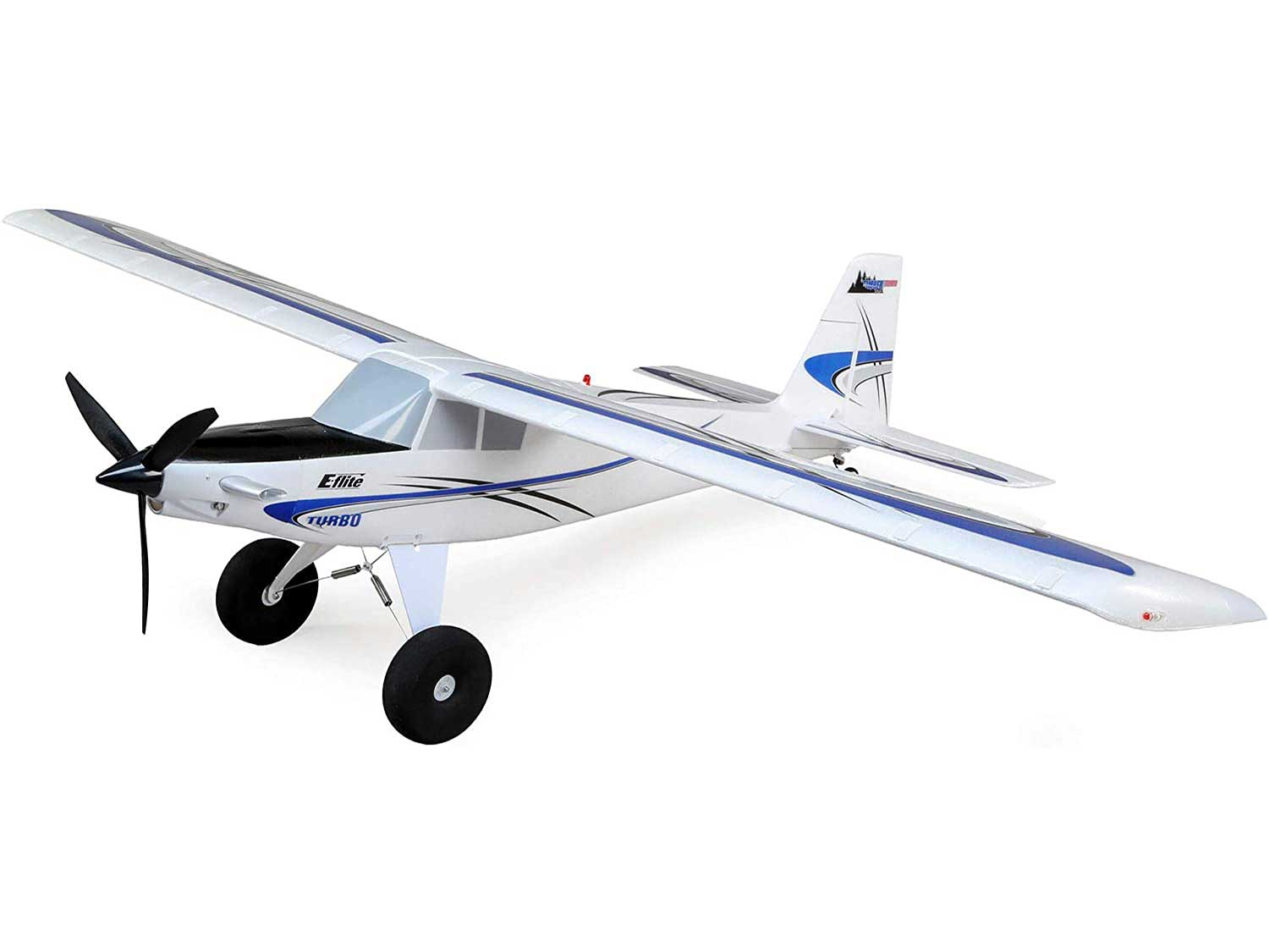 Turbo Timber 1.5M RC Airplane Pnp with Floats (Transmitter, Receiver, Battery & Charger Sold Separately), EFL15275
