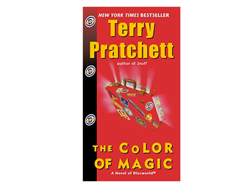Discworld The Color of Magic