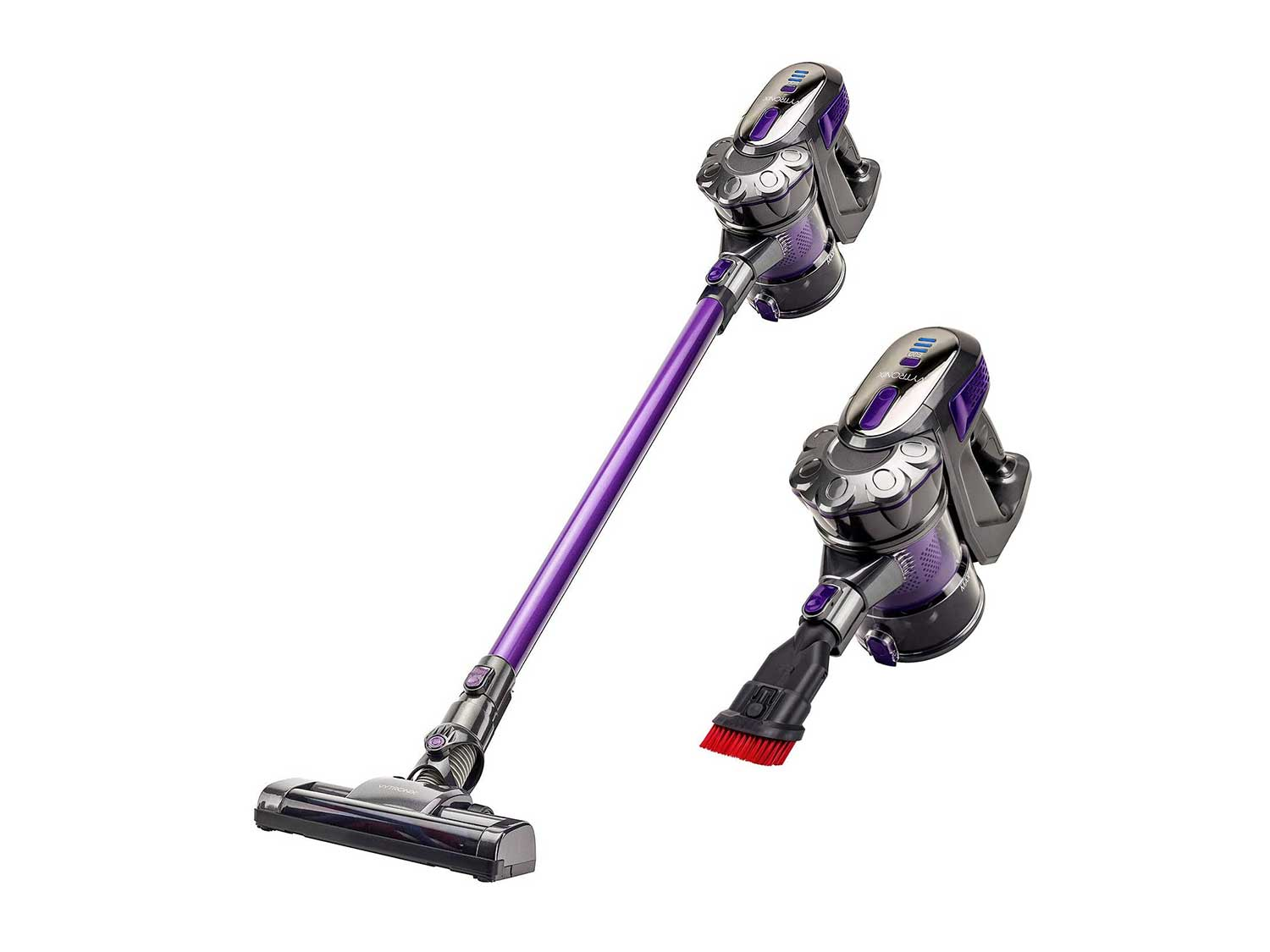 VYTRONIX NIBC22 22.2v Lightweight Lithium 3 in 1 Cordless Upright Handheld Stick Vacuum Cleaner