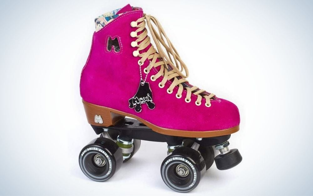 The Moxi's Lolly skates are our pick for the best for outdoor.