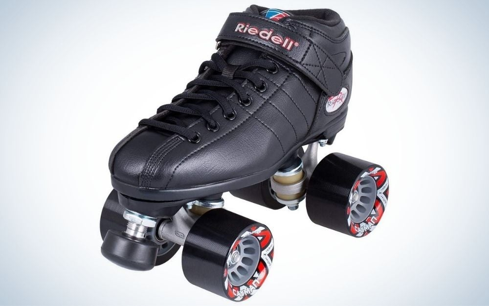 The Riedell R3 skates are our pick for the best for roller derby.