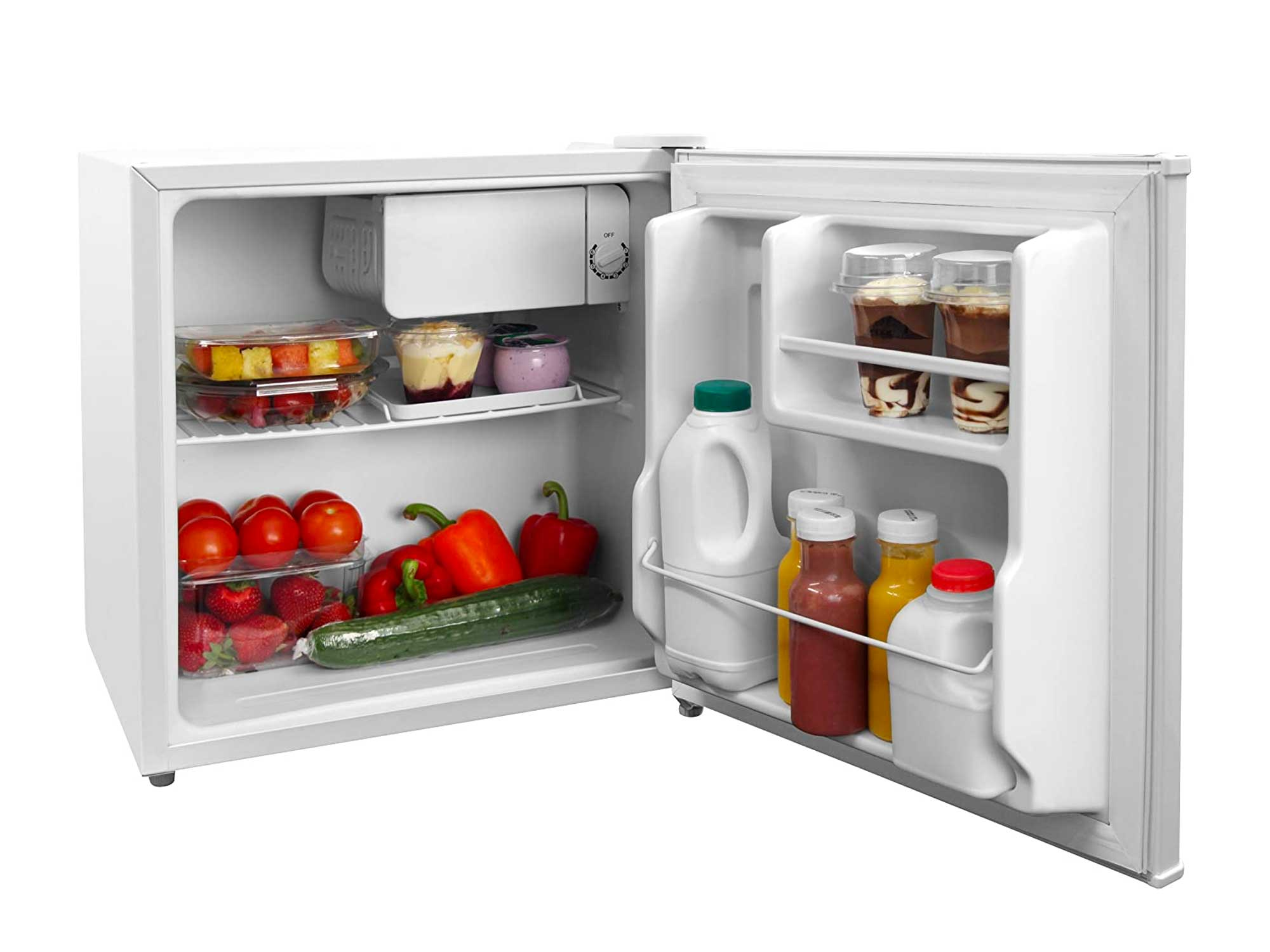 Russell Hobbs 43L Table Top A+ Energy Rating Fridge White