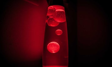 Lava Lamps to Give Your Home A Groovy Glow