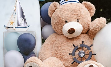 Cuddly Teddy Bears that are Taller than Your Kids