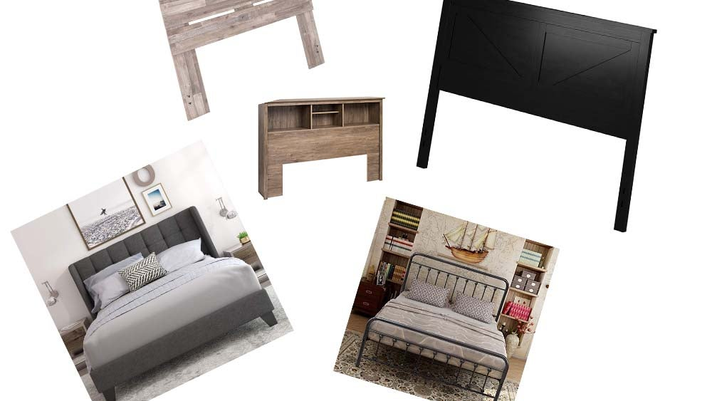 The best queen-sized headboards for a good night's sleep.
