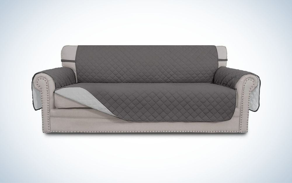 Water-resistant Sofa Slipcover by Easy-Going