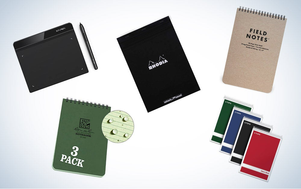 These are our picks for the best writing pads on Amazon.