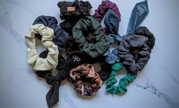 The Best Scrunchies to Keep Your Hair in Place