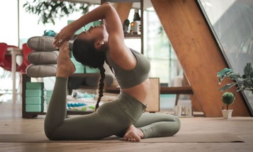 The Best Yoga Wheel to Help Stretch, Support, and Massage