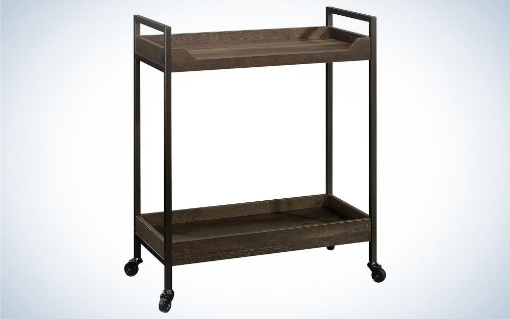 The Sauder North Avenue Utility Cart is the best overall.