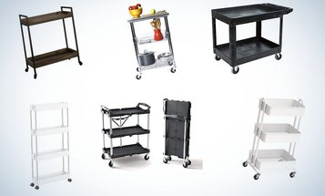 The Best Utility Carts of 2021 for Mobile Storage