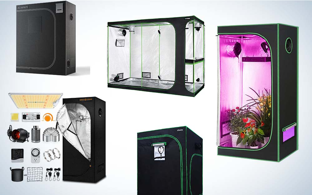 The best hydroponic tents of 2021.
