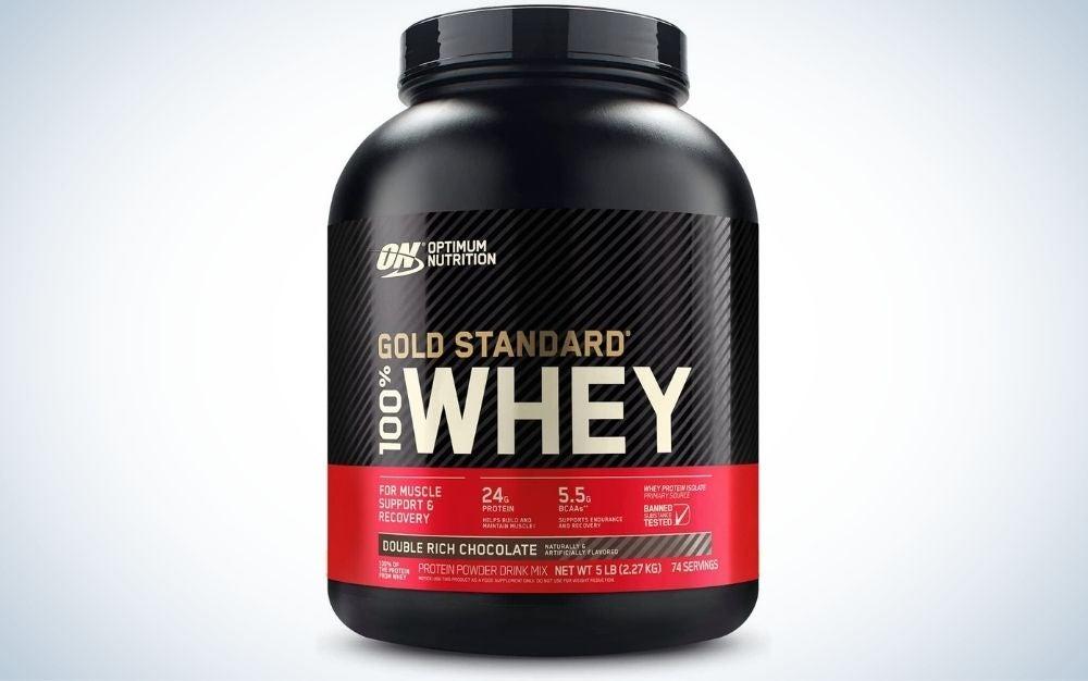 Optimum Nutrition Gold Standard 100% Whey Protein Powder is the best overall.