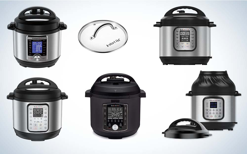 The best instant pots of 2021.