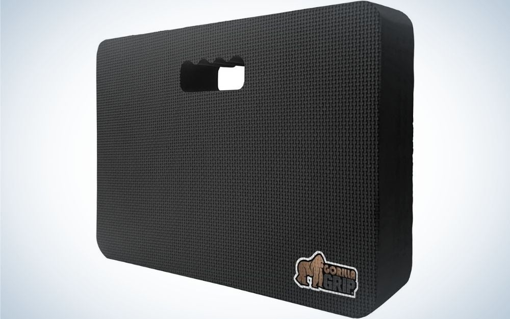The Gorilla Grip Thick Kneeling Pads are the best value.