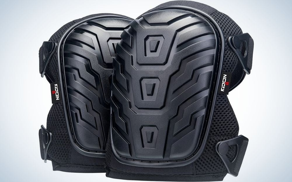 NoCry Professional Knee Pads are the best garden kneelers.