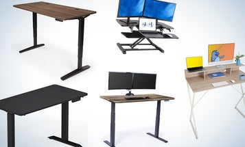 The Best Standing Desks to Help Energize Your Mind and Bod