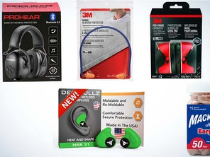 Now Hear This: Find the Best Hearing Protection