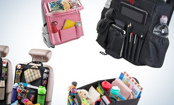 Best Car Seat Organizers to Actually Keep All Your Stuff Contained