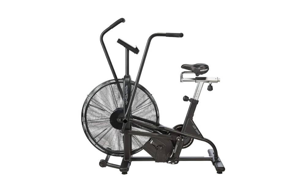 The Assault AirBike is the best home workout.