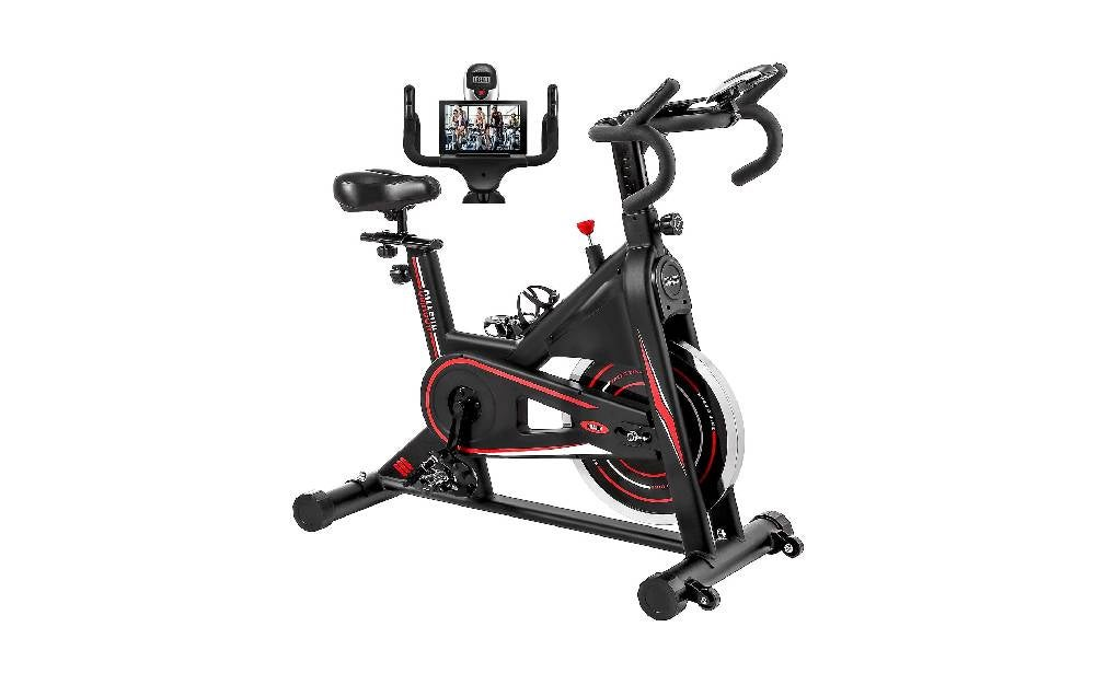 The Dmasun Indoor Cycling Bike is best for beginners.