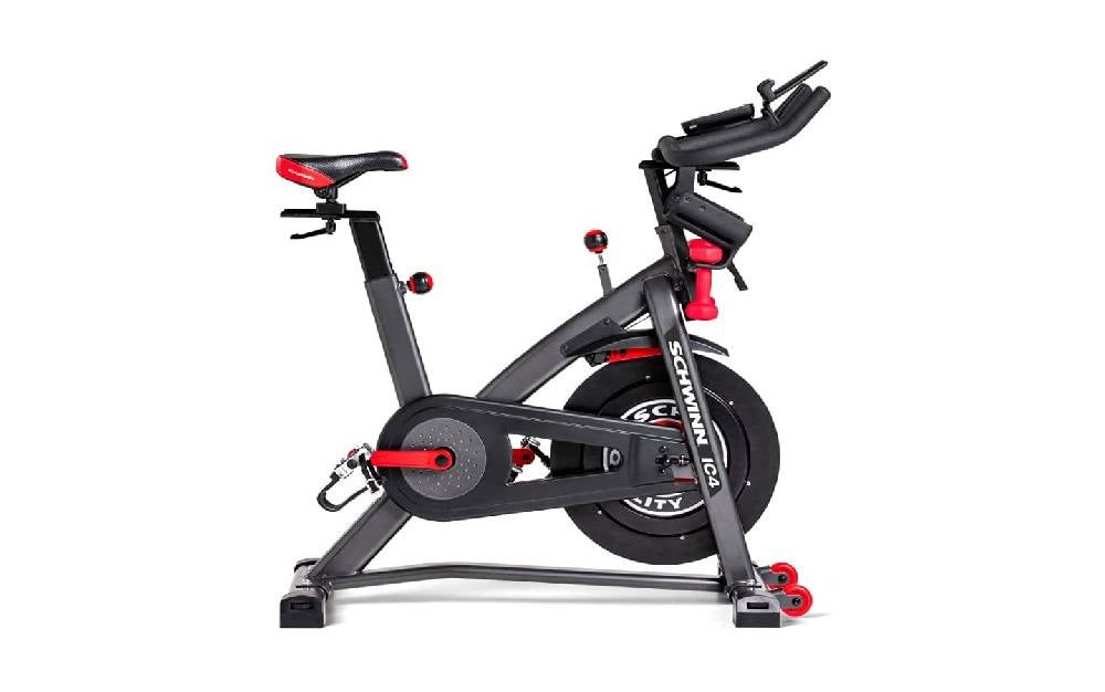 The Schwinn IC4 Indoor Cycling Bike is the best exercise bike for dedicated riders.