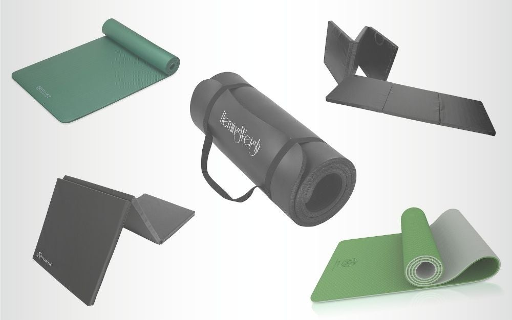The Best Exercise Mats of 2021