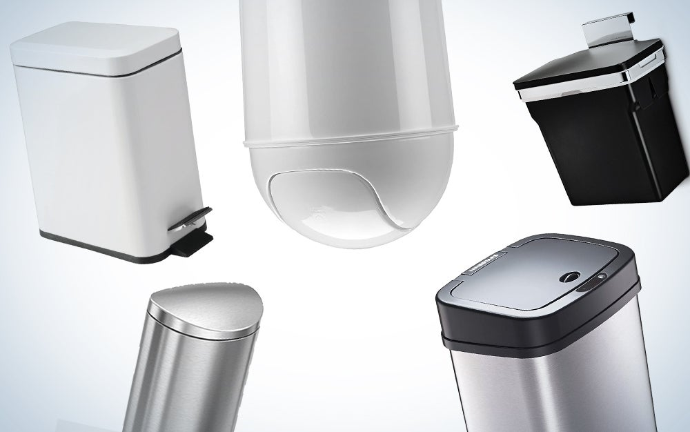 best small trash can
