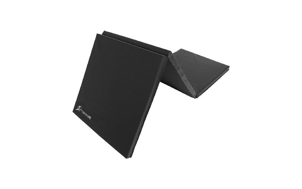 The ProsourceFit Tri-Fold Mat is the best foldable exercise mat