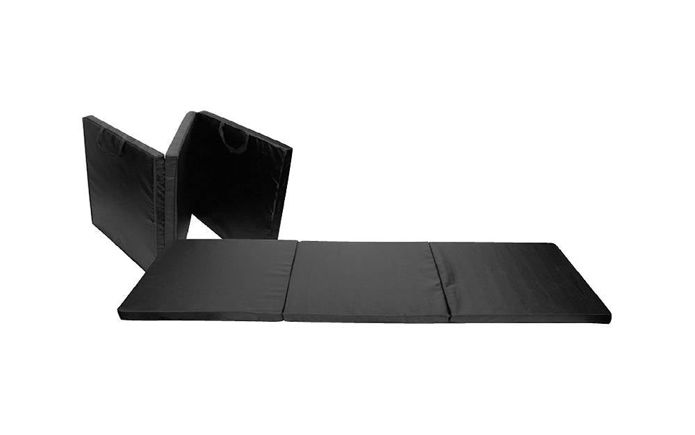 Sunny Health & Fitness Extra Thick Mat is the best thick exercise mat