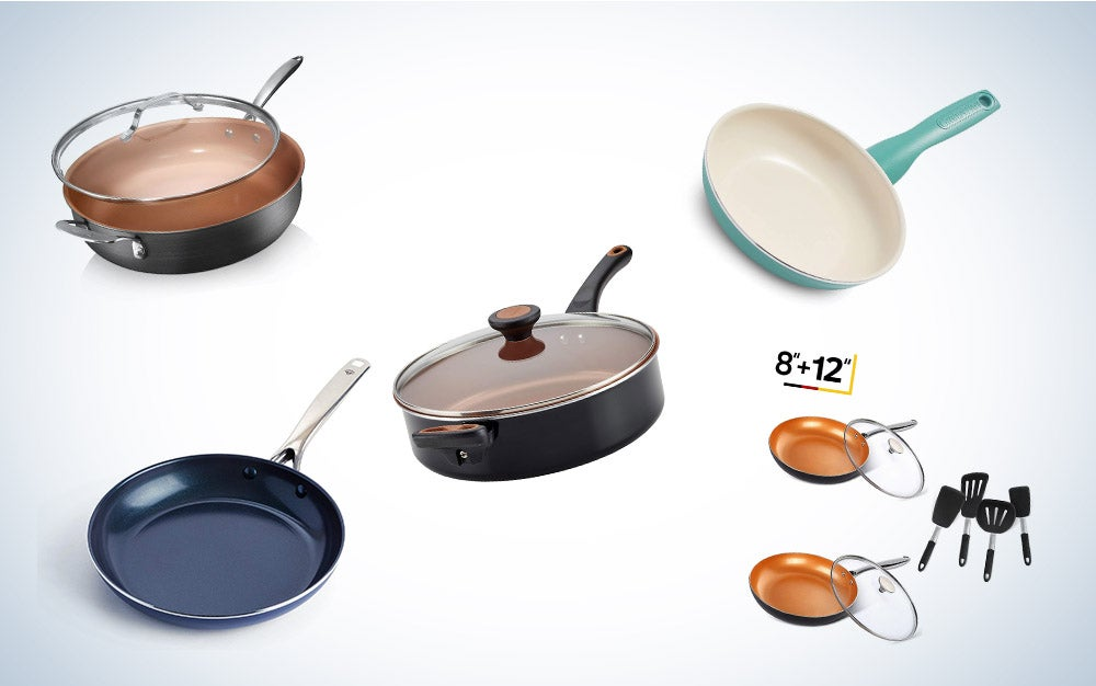 These are our picks for the best ceramic skillets on Amazon.