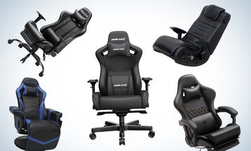 Best Gaming Chairs to Keep You Comfy Through Hours of Play
