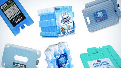 The Best Ice Packs to Keep Your Cooler Contents Nice and Cold