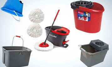 The Best Mop Buckets of 2021 for Sparkling Clean Floors