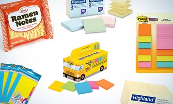 Conquer Your Organizational Goals with the Best Sticky Notes