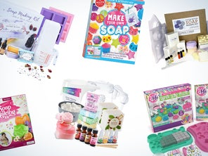 The Best Soap Making Kits to Stay Squeaky Clean