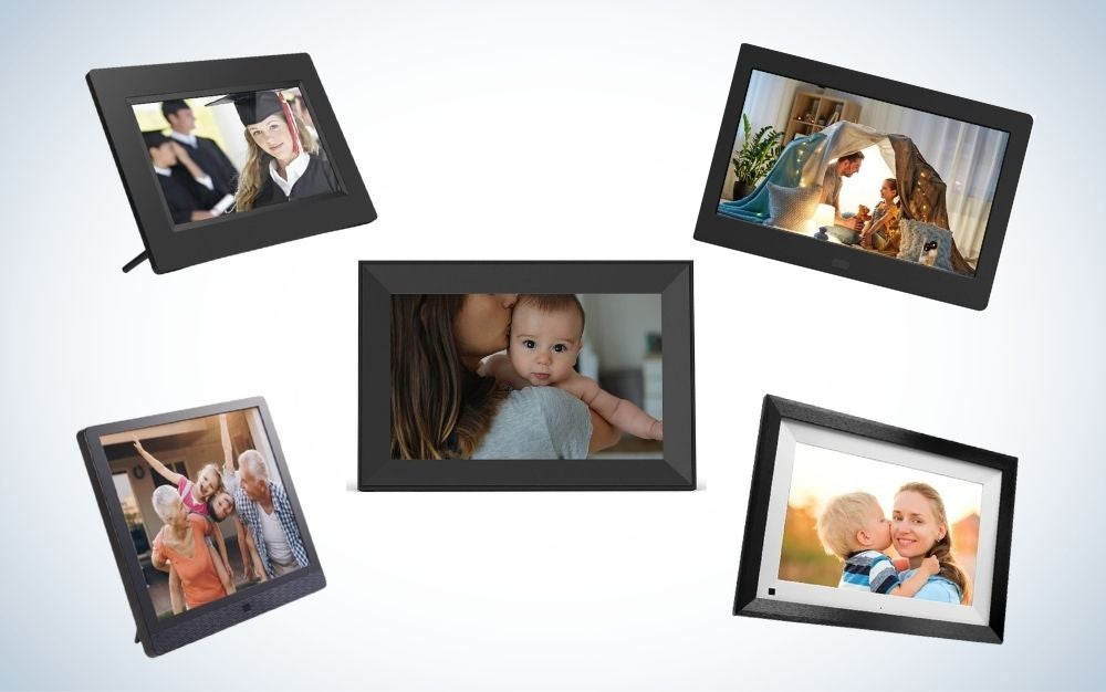 The Best Digital Pictures Frames of 2021
